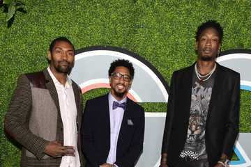 Metta World Peace 2017 GQ Men of the Year Party - Arrivals