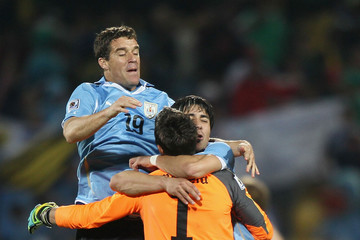 Andres Scotti Mexico v Uruguay: Group A - 2010 FIFA World Cup