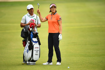 Mi - Jeong Jeon Suntory Ladies Open - Day 1