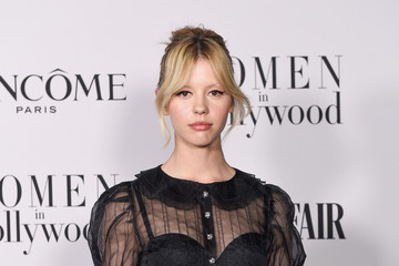 Mia Goth Vanity Fair and Lancôme Women In Hollywood Celebration
