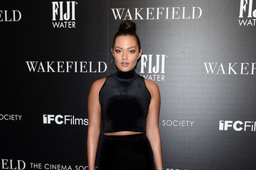 Mia Kang The Cinema Society and FIJI Water Host a Screening of IFC Films' 'Wakefield' - Arrivals