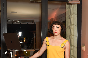 "Mia Moretti World Premiere Of Apple TV+'s ""For All Mankind"" - After Party"