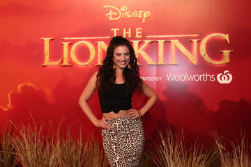 Mia Morrissey 'The Lion King' Sydney Special Event Screening