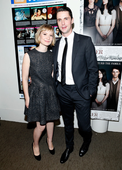 """""""Stoker"""" New York Screening - After Party"""
