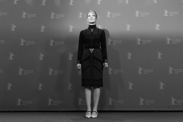 Mia Wasikowska 'Damsel' Photo Call - 68th Berlinale International Film Festival
