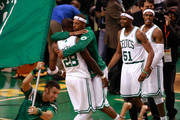 Paul Pierce Mickael Pietrus Photos Photo