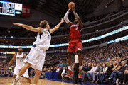 LeBron James and Dirk Nowitzki Photos Photo