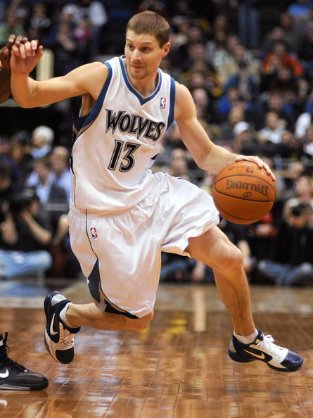 Luke Ridnour is nominated for the NBAs Sportsmanship Award.