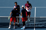 Bob Bryan and Marcelo Melo Photos Photo