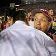 Al Golden and Jimbo Fisher Photos