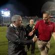 Kevin Anderson and Randy Edsall