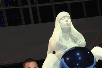 "Micah Jesse Lady Gaga Presents ""artRave"" - Inside"