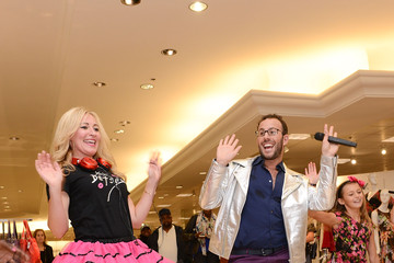 Micah Jesse Lord & Taylor King of Prussia Charity Day & Betsey Johnson Personal Appearance