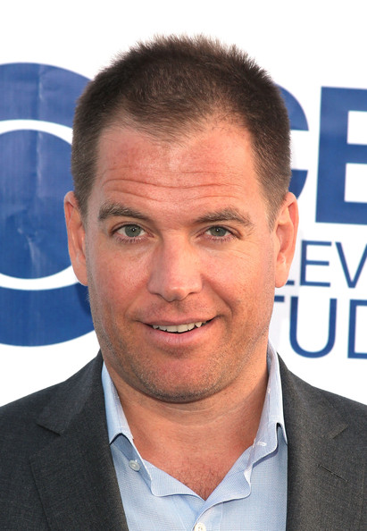 Michael Weatherly Arrivals at the CBS Summer