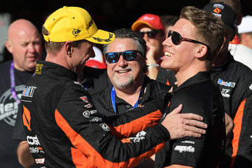 Michael Andretti Supercars Adelaide 500