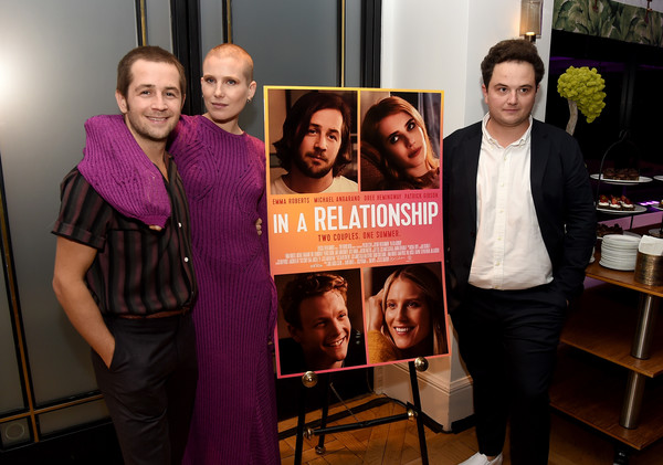 Vertical Entertainment Presents The 'In A Relationship' Premiere - After Party