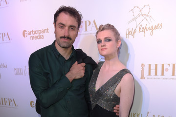 Michael Angelo Covino HFPA & Participant Media Honour Hep Refugees' Arrivals - The 72nd Annual Cannes Film Festival