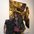 Michael Anthony Pegues Michael Angel's 'Maps And Stacks' Presented By Gobbi Fine Art, New York City