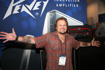 Michael Anthony The 2019 NAMM Show, Saturday, January 26