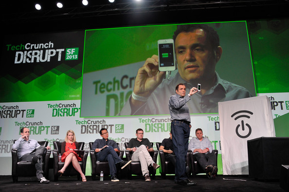 TechCrunch Disrupt SF: Day 3 [green,event,technology,games,world,media,techcrunch,l-r,san francisco design center,california,keith rabois,marissa mayer,michael arrington,hatem zeine,chris dixon,david lee]