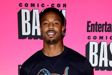 Michael B. Jordan Entertainment Weekly Hosts Its Annual Comic-Con Party at FLOAT at The Hard Rock Hotel in San Diego in Celebration of Comic-Con 2016 - Arrivals