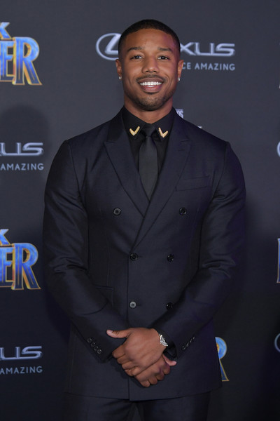 64c8d3215a9 Michael B. Jordan Photos - 1071 of 2815. Premiere Of Disney And Marvel's 'Black  Panther' ...