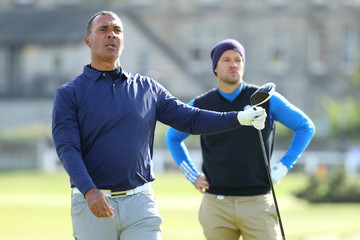 Michael Ballack Alfred Dunhill Links Championship - Previews