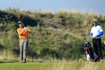 Michael Ballack Alfred Dunhill Links Championship - Practice Round
