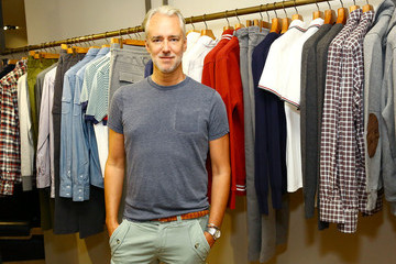 Michael Bastian 'A Good Time at Goodman's' Is Held at Goodman's Men's