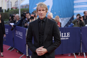 Michael Bay Tribute to Michael Bay and 'The Man From U.N.C.L.E' Premiere  - 41st Deauville American Film Festival