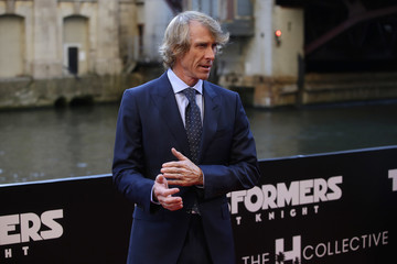 Michael Bay 'Transformers: The Last Knight' Chicago Premiere