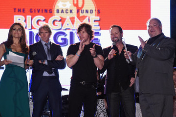 Michael Bay The Giving Back Fund's Big Game Big Give - Inside