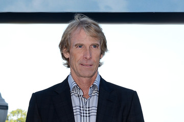 Michael Bay 'Transformers: Age of Extinction' Photo Call