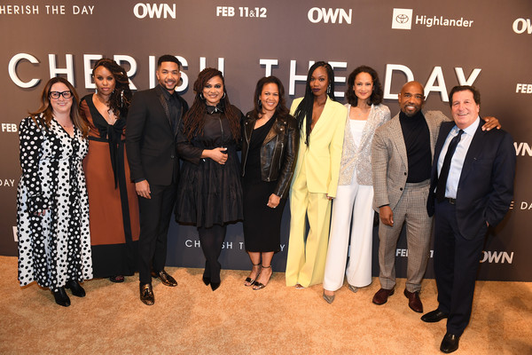 OWN Network CHERISH THE DAY Atlanta Launch Party [cherish the day,event,fashion,premiere,fashion design,susan rovne,president,co-president,l-r,atlanta,launch party,warner bros television,oprah winfrey network,own network cherish the day,ava duvernay,alano miller,kellee stewart,michael beach,cherish the day,atlanta,oprah winfrey network,black love,television]
