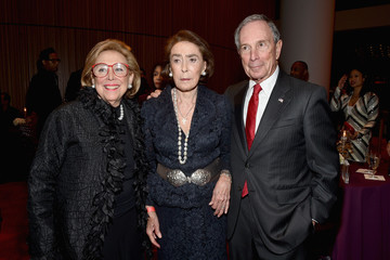 Michael Bloomberg Jazz at Lincoln Center Opens The Mica and Ahmet Ertegun Atrium