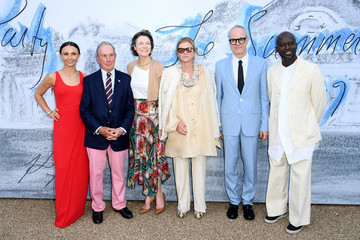 Michael Bloomberg Diana Taylor The Summer Party 2019 Presented By Serpentine Galleries And Chanel - Red Carpet Arrivals
