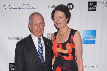 Michael Bloomberg Diana Taylor The 2012 Couture Council For The Museum At FIT Award For Artistry Of Fashion To Oscar De La Renta