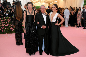 Michael Bloomberg Georgina Bloomberg The 2019 Met Gala Celebrating Camp: Notes On Fashion - Arrivals