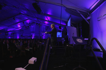 Michael Bloomberg Inside the Friends of Hudson River Park Sweet 16 Gala