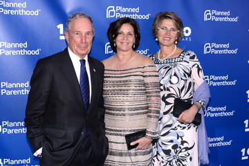 Michael Bloomberg Planned Parenthood 100th Anniversary Gala