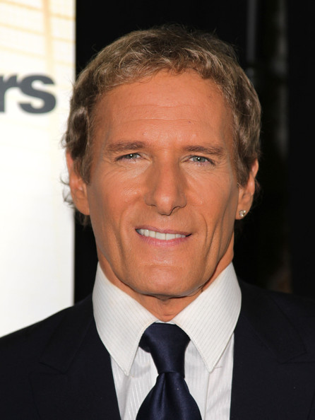 """Michael Bolton Pictures - Premiere Of """"Dancing With The ..."""