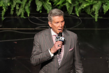 Michael Buffer Manny Pacquiao v Jessie Vargas - Weigh-in