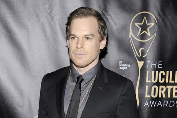 Michael C. Hall 31st Annual Lucille Lortel Awards - Arrivals