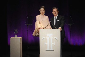 Michael C. Hall Inside the Fragrance Foundation Awards