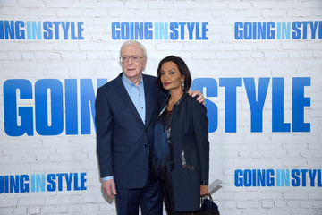 Michael Caine 'Going in Style' New York Premiere - Inside Arrivals