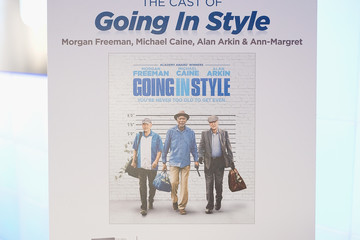 Michael Caine SiriusXM's 'Town Hall' With The Cast Of 'Going In Style'; Town Hall To Air On Entertainment Weekly Radio