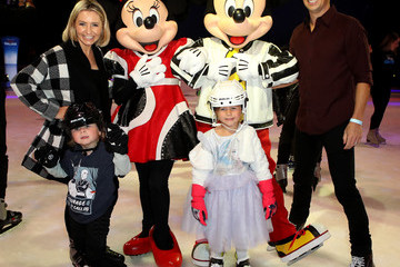 Michael Cameron Disney On Ice Presents Mickey's Search Party Holiday Celebrity Skating Event