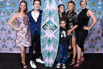 Michael Campion Teen Choice Awards 2016 - Press Room