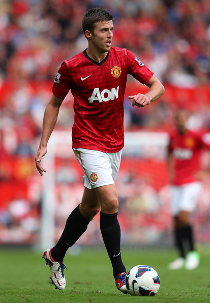 Michael Carrick Pictures - Manchester United v Wigan ...