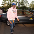 Michael Che Celebrities Enjoy The Mercedes-Benz VIP Suite At The US Open